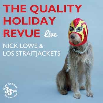 The Quality Holiday Revue Live LP