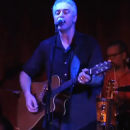"Watch a new live version of John Wesley Harding's ""There's A Starbucks (Where the Starbucks Used to Be)."""