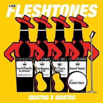 Los Fleshtones-QuantroXQuantro