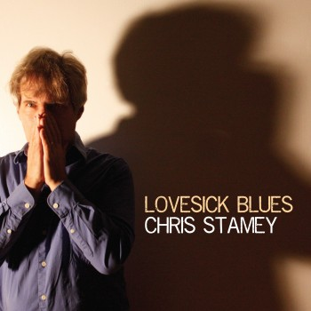 Chris Stamey - Love Sick Blues Cover