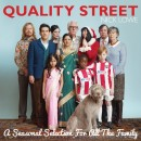 Nick Lowe's holiday record QUALITY STREET is now available