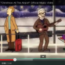 "Esquire premieres new official video for Nick Lowe's ""Christmas at the Airport"""