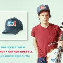 Yep Roc to Release 'Master Mix: Red Hot + Arthur Russell' in October