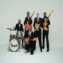 Los Straitjackets - Los Straitjackets Play Some Of The Great Instrumental Hits