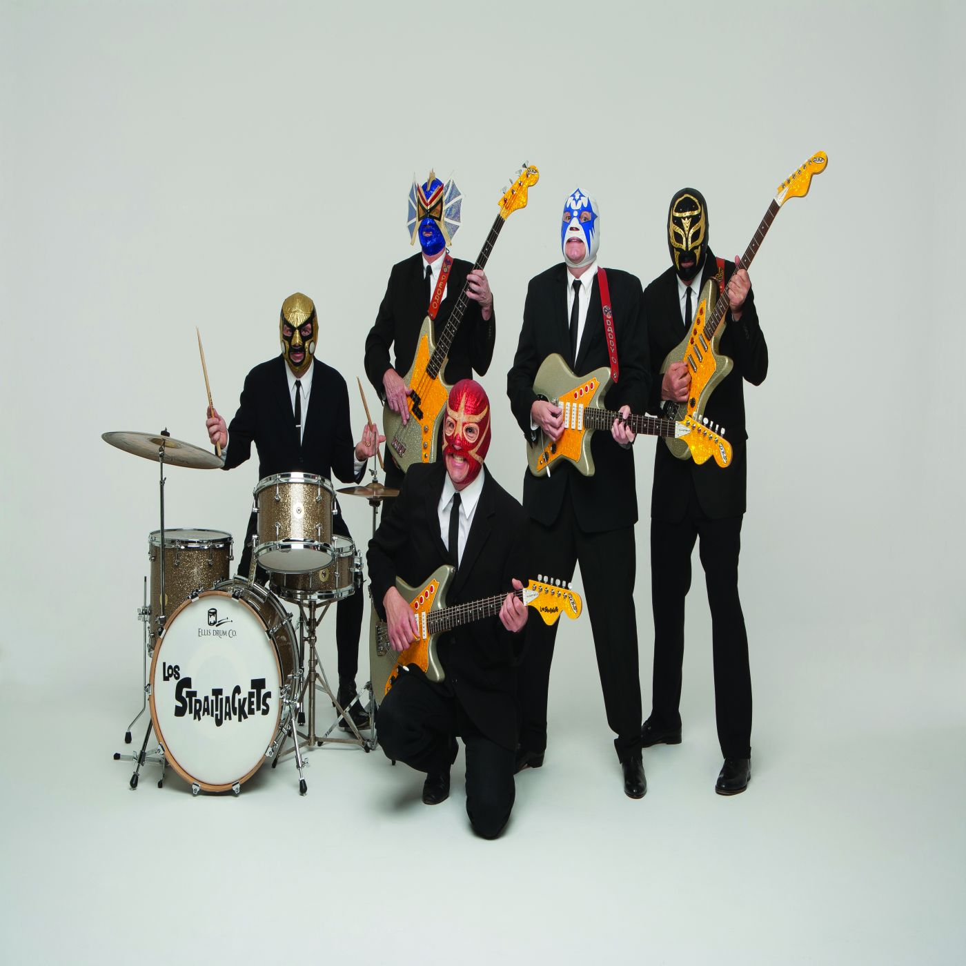 Yep Roc Records Los Straitjackets To Release Record Store Day ...
