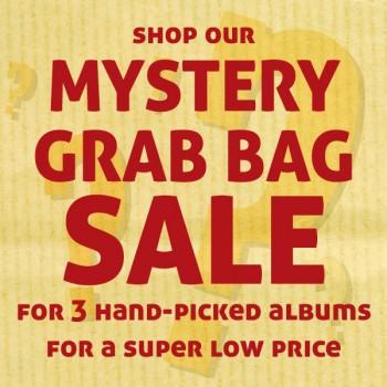 Yep Roc Records The Mystery Grab Bag Through April 1