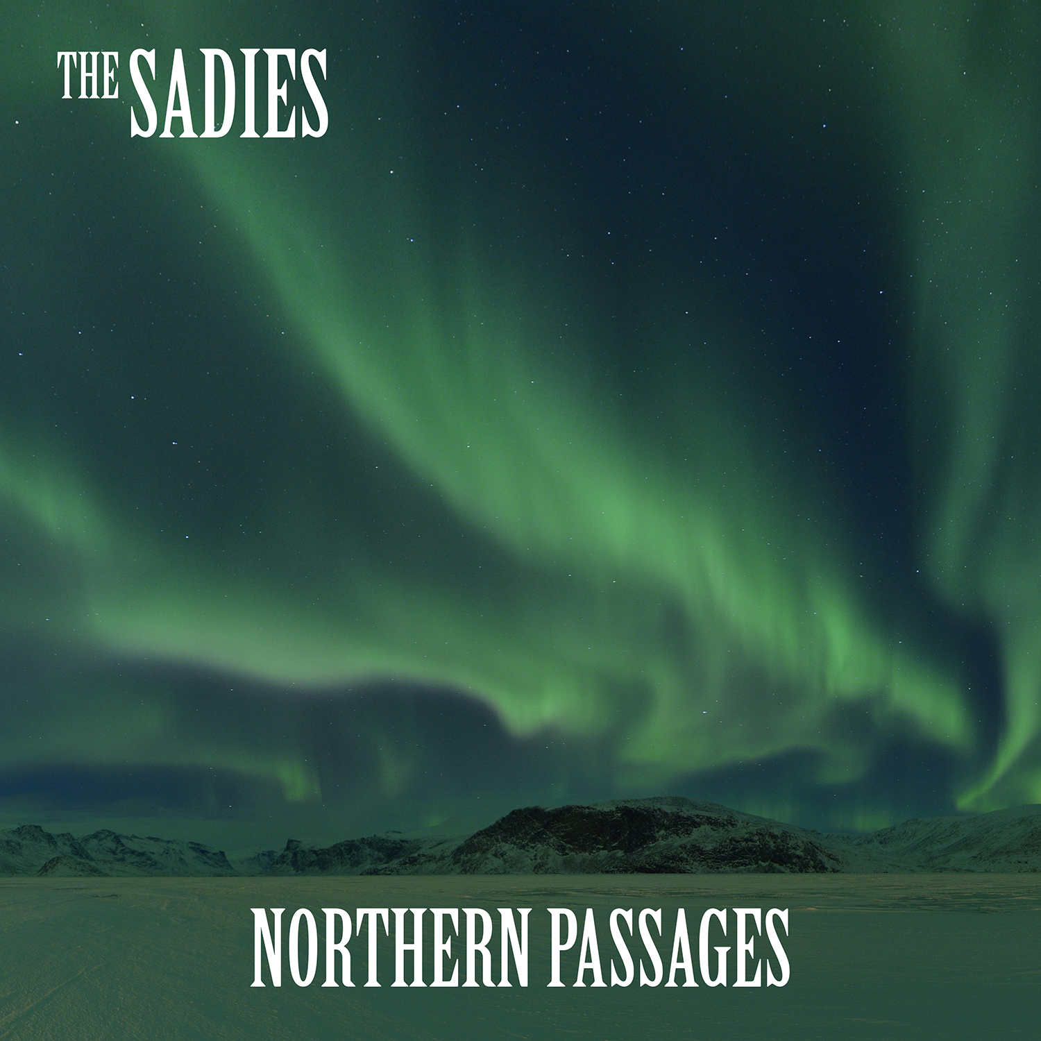 Image result for album art The Sadies: Northern Passages